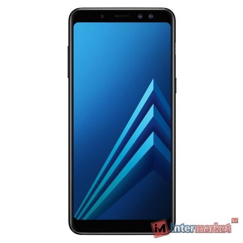 Смартфон Samsung Galaxy A8 (2018), Black