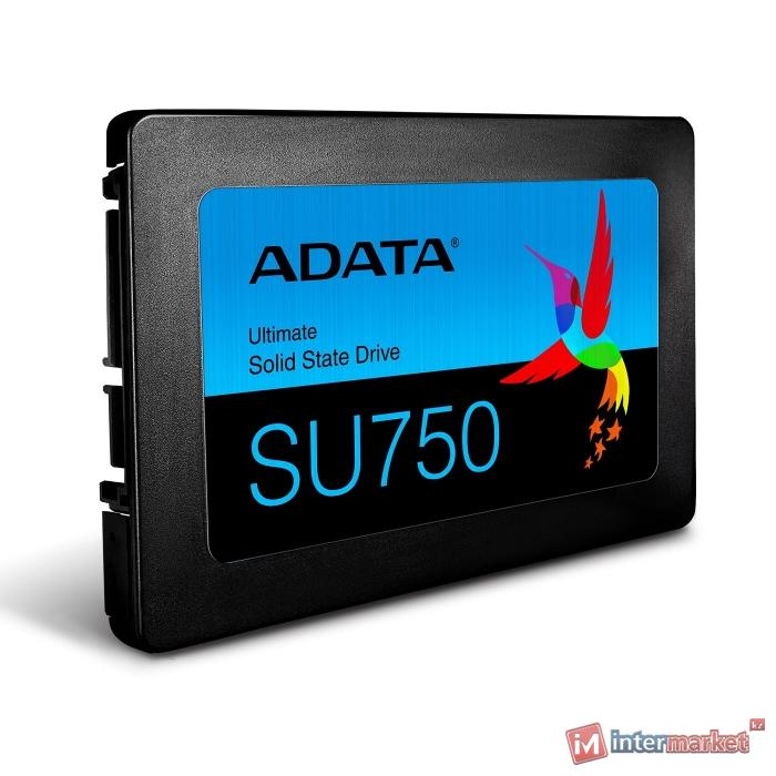 Жесткий диск SSD 512GB Adata ASU750SS-512GT-C 2.5